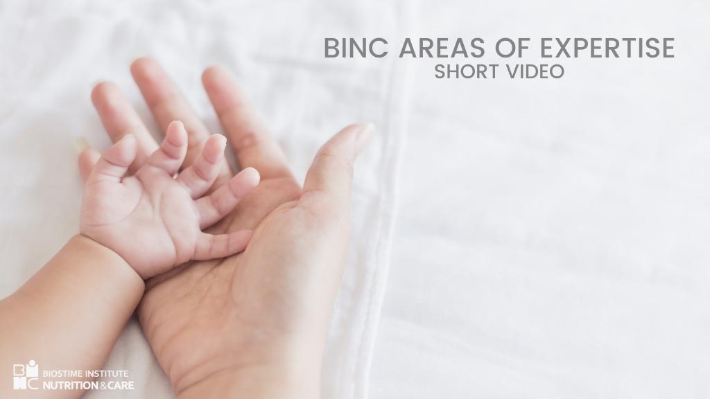 BINC Short video areas of scientific expertise