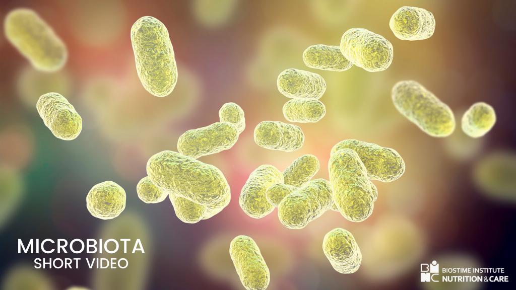 BINC short video about the microbiota